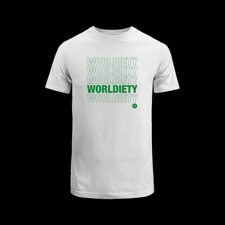 "WDY T-Shirt ""worldiety"""